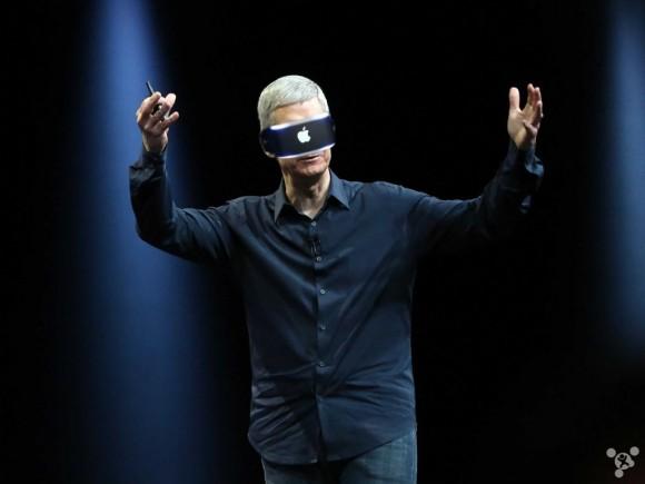 iphone apple VR