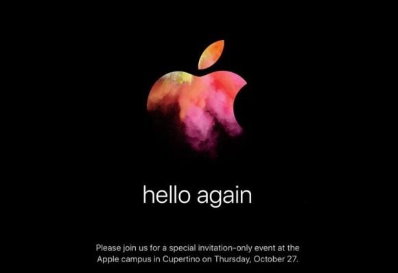 Apple イベント 招待