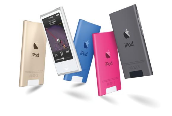 iPod Nano (seventh Generation) 2012