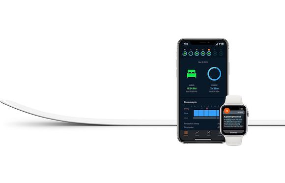 Beddit Sleep Monitor 3.5 Apple