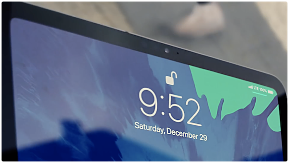 Apple「 Life On iPad」 iPad Pro