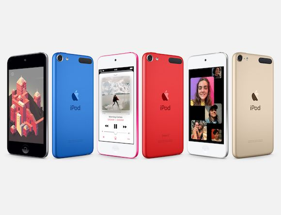 Apple iPod touch(第7世代)