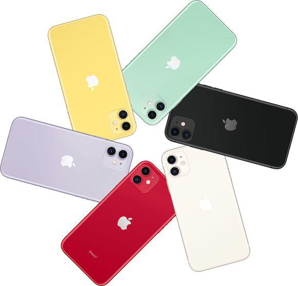 iPhone11 Apple