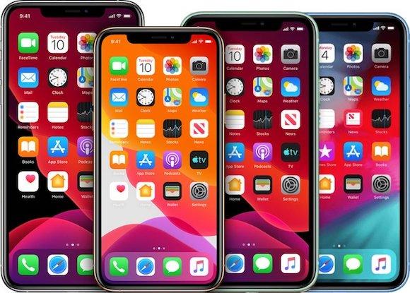 4種類のiPhone MacRumors