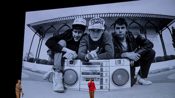 Apple TV+ 「Beastie Boys Story」