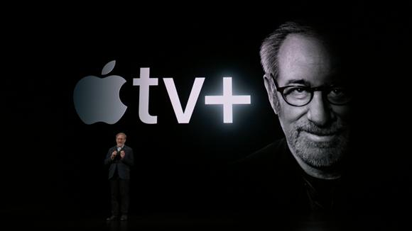 Apple TV+ スティーブン・スピルバーグ監督