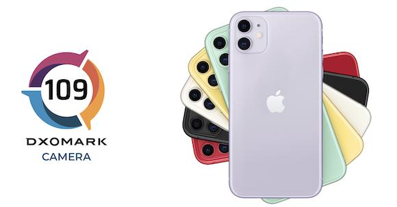 DxOMark iPhone11
