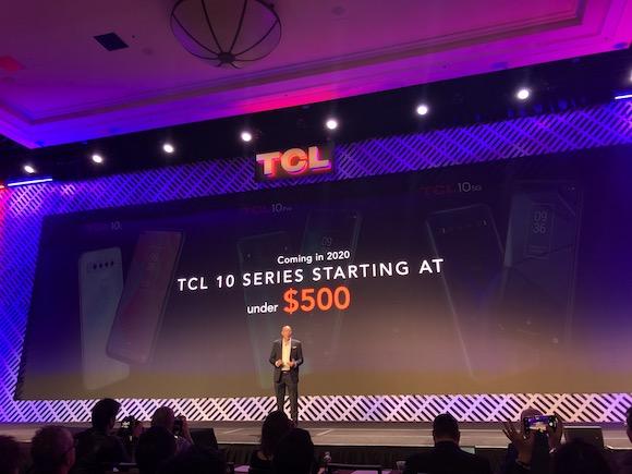 CES 2020 TCL