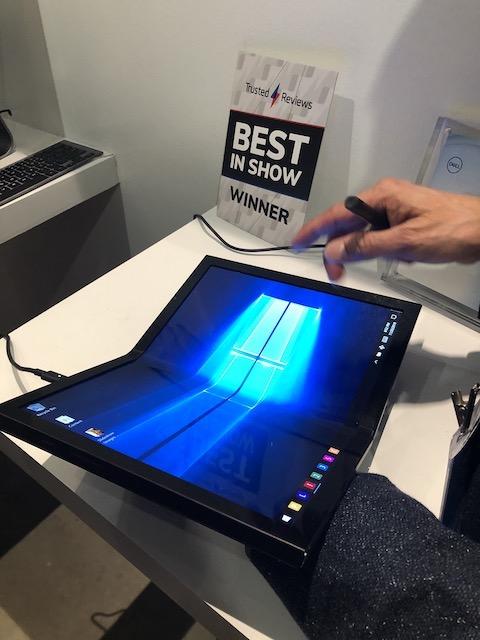 CES 2020 Dell