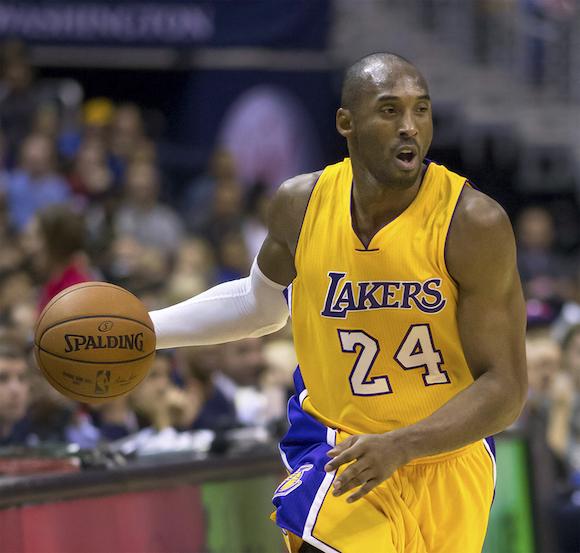 Kobe Bryant コービー・ブライアント選手