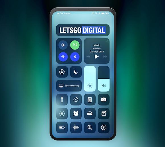 iPhone12 コンセプト LetsGoDigital