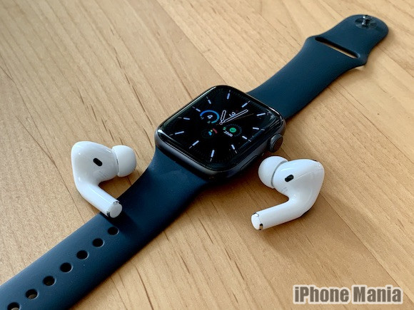 Apple Watch Series 5 AirPods Pro