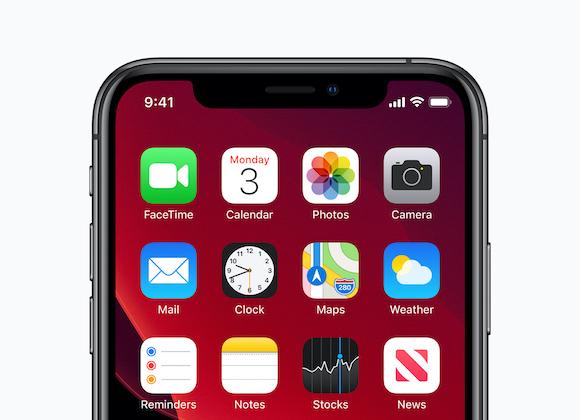 iOS13 Apple
