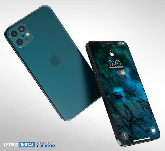 iPhone12 Concept Creator LetsGoDigital