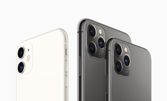 iPhone11シリーズ