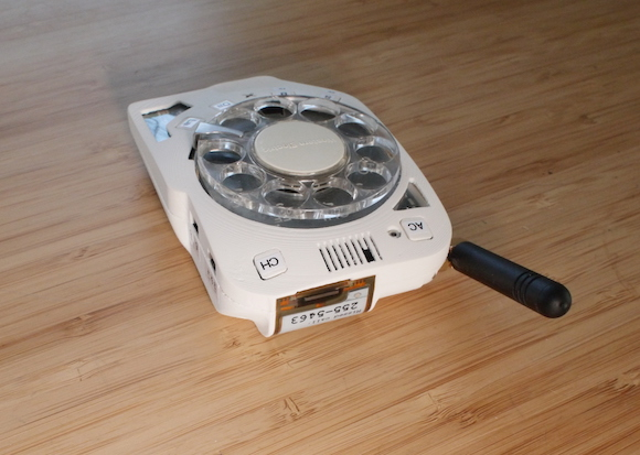 Rotary Cellphone/Justine Haupt