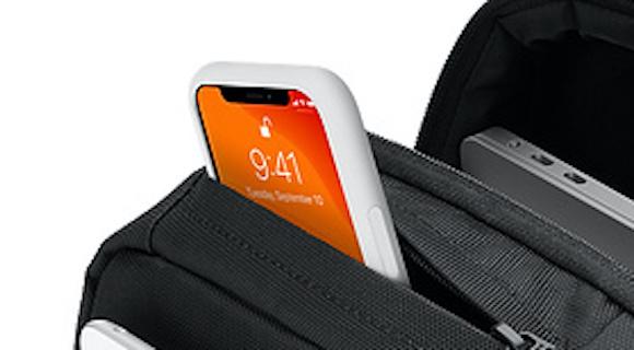 Incase ICON Lite Backpack II 修正後