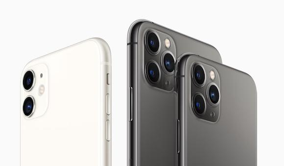 iPhone11 シリーズ 比較 Apple