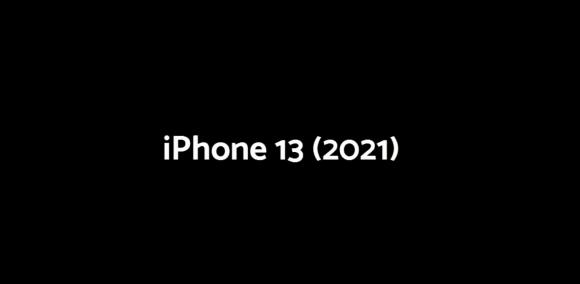 iPhone13 name