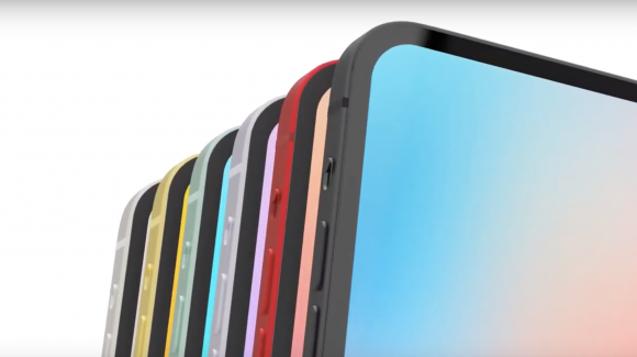 iPhone12 and iPhone12 Max concept color