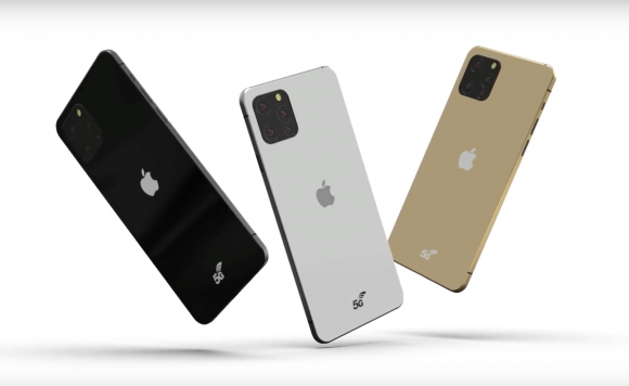 DBS iPhone12 concept