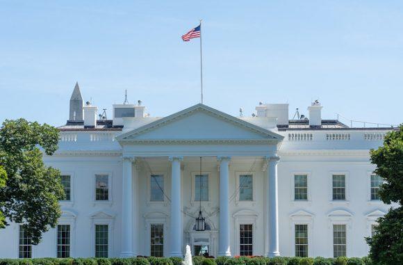 ホワイトハウス フリー素材