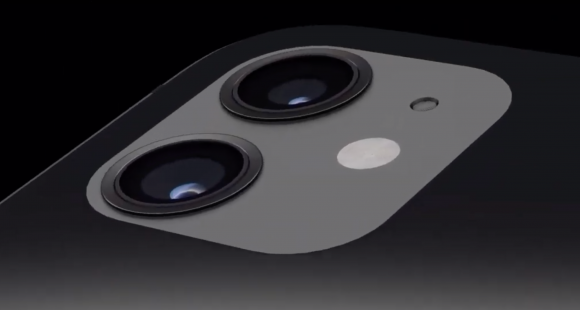 iPhone12 and iPhone12 Max concept camera