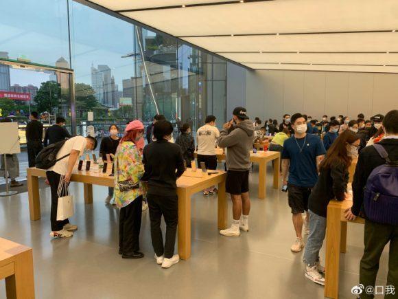 广州·Apple Store零售店(天环广场店) 