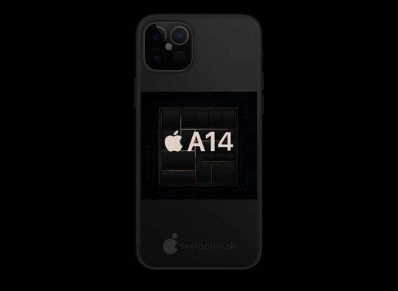 iPhone12pro concept svetapple 14Bionic