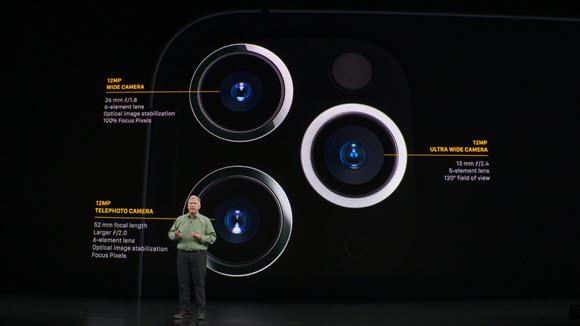 iPhone11 Pro Apple 2019年9月イベント