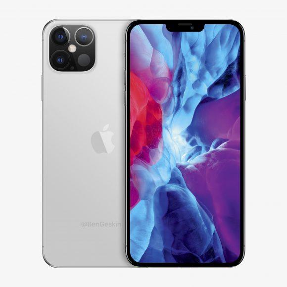 iPhone12 concept bengeskin