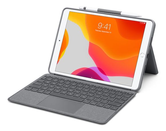Logicool Combo Touch Keyboard Case with Trackpad