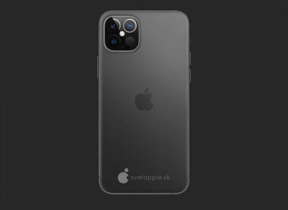 iPhone12pro concept svetapple space gray