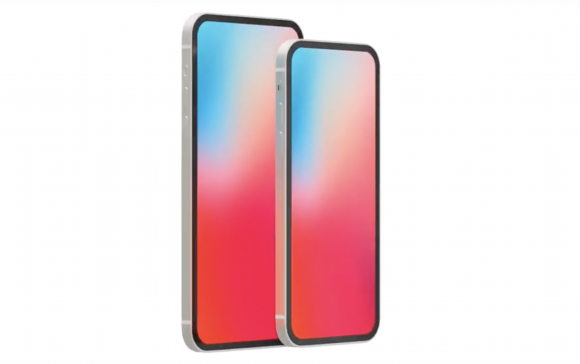 iPhone12 and iPhone12 Max concept