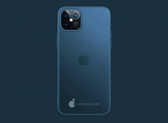 iPhone12pro concept svetapple navy