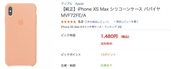bic iPhone xs max case