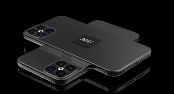 5G iPhone SDX60