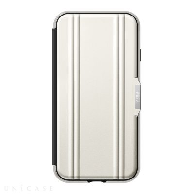 ZERO HALLIBURTON Hybrid Shockproof Flip Case for iPhoneSE(第2世代)1