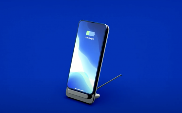 Portless iphone concept2