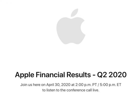 Apple Q2 2020