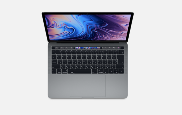 13inch MacBook Pro Space gray