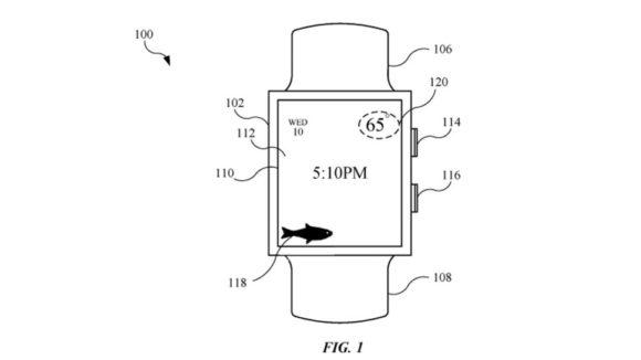 Apple Watch Series 6 drawing