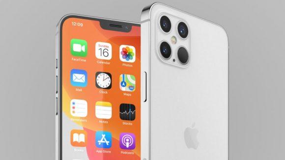 iPhone12 pro max render2