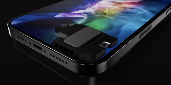 iPhone12 smart connector