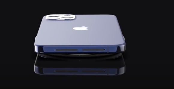 Portless iPhone bottom