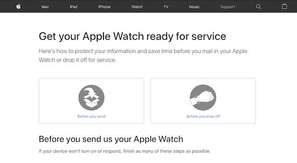 Apple サポート US Apple Watch