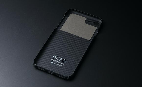 ディーフ「Ultra Slim & Light Case DURO for iPhone SE(第2世代)」