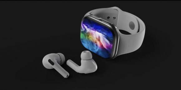 Apple Watch Series 6 Concept