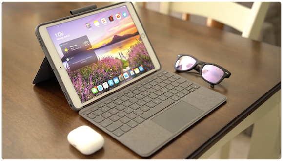 MacRumors/ Logicool Combo Touch Keyboard Case with Trackpad for iPad Air(第3世代)レビュー
