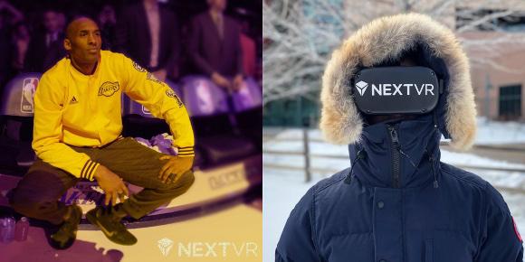 NextVR-Apple